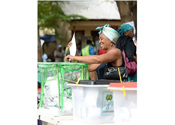 2015 Nigeria Presidential and National Assembly Elections