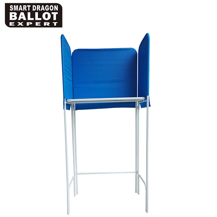 Telescopic Metal Voting Booth