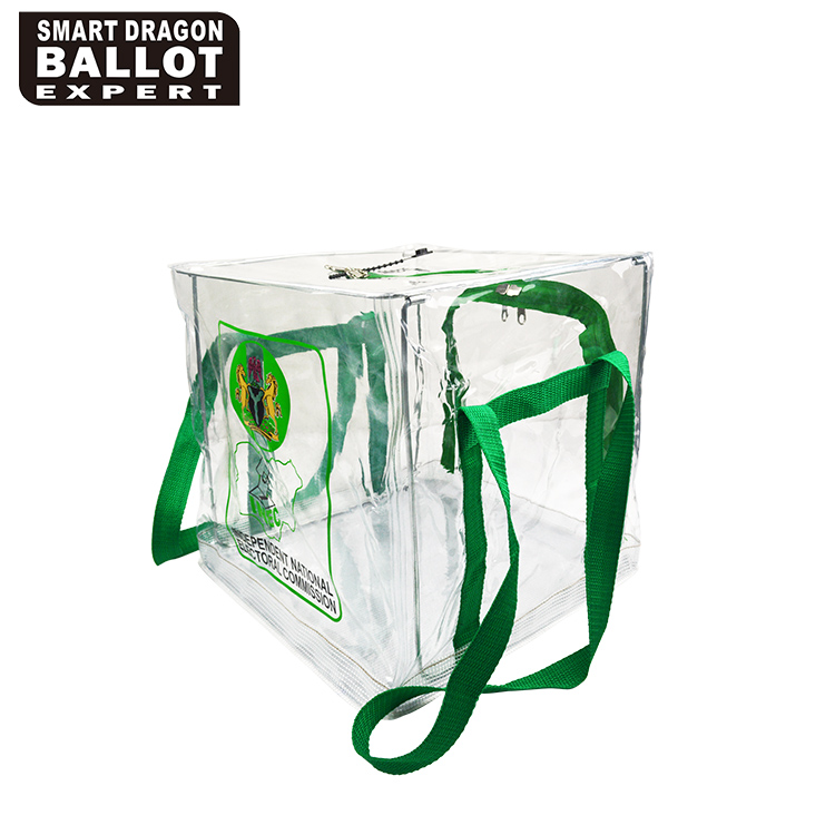 Foldable PVC Election Ballot Boxes